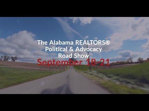 Alabama REALTORS Political and Advocacy Road Show