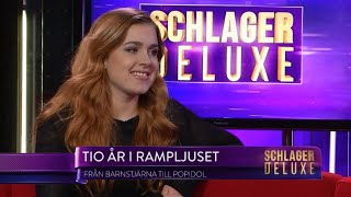 Amy Diamond - Schlager Deluxe (Interview 2015)