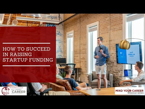 How to Succeed in Raising Startup Funding