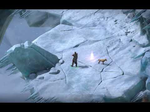Pillars of Eternity II: Deadfire. Neriscyrlas & Beast of Winter. Monk (single) PotD Upscaled |