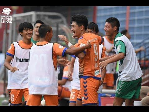 2018 Singapore Premier League: Albirex Niigata FC (S) 2-1 Tampines Rovers FC