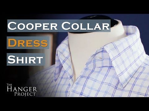 The Cooper Collar Dress Shirt
