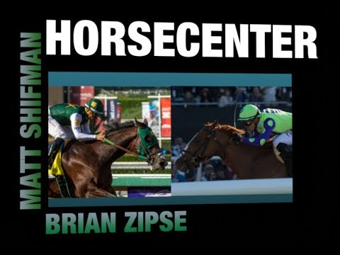 HorseCenter - Bolt d'Oro and Good Magic on the 2018 Kentucky Derby trail