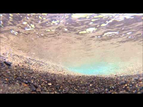 Underwater video of sediment transport in Akutan, Alaska by High Tide Exploration