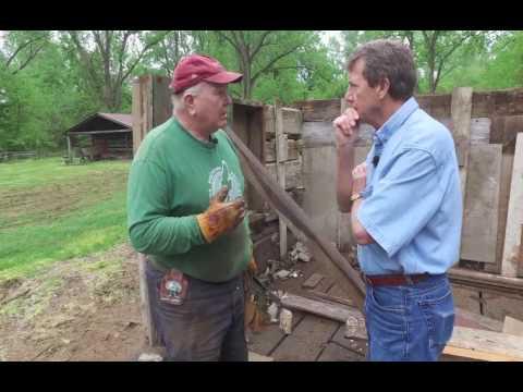 Illinois Stories Log Cabin Classroom WQEC TV PBS Quincy