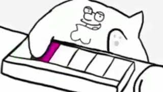 Bongo cat 🅱️eter meme