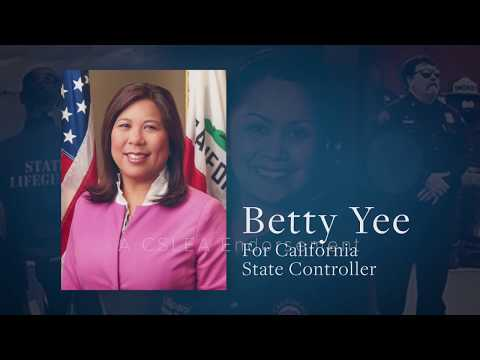 CSLEA - Betty Yee for California State Controller