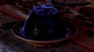 Flaming Pudding 2009