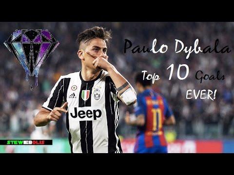 Paulo Dybala ● Top 10 Goals Ever! ● 1080i HD #Dybala #Juventus