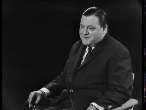 Günter Gaus im Gespräch mit Franz Josef Strauß (1964)