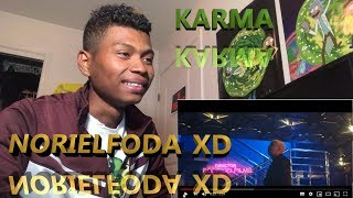 #karma #noriel Norie - Karma    😥 Reaccion