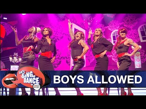 Boys Allowed perform Girls Aloud's 'Biology' - Let's Sing and Dance for Comic Relief 2017 - BBC One