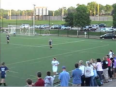 St. Teresa's Academy vs. Blue Valley North high school soccer (5/12/11)