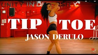 Jason Derulo    TIP TOE   Choreography - Michelle JERSEY Maniscalco