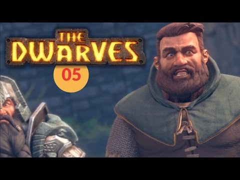 Let's Play - The Dwarves (Hard Difficulty) 05
