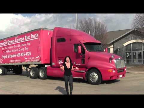 Rent Class A CDL Truck Houston TX Call 469 3327188  YouTube