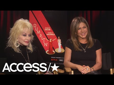 Dolly Parton Reveals How Her Husband Responded To Her Jennifer Aniston-Threesome Bombshell Mp3