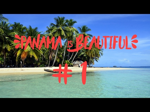 PANAMA IS BEAUTIFUL - PART1 - #OlisTravels