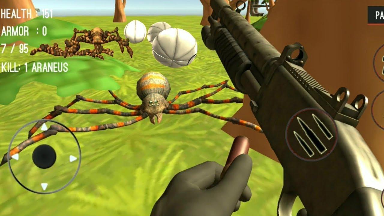 ► Spider Hunter Amazing City 3D #5