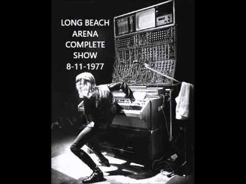 Emerson Lake & Palmer  8-11-1977