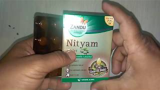 ZANDU Nityam Tablets review झंडू नित्यम टैबलेट कब्ज का स्पेशलिस्ट