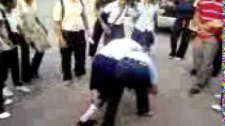 pelea en la calle san fernando de apure