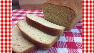 Fresh Milled Whole Wheat Bread Recipe  Noreens Kitchen