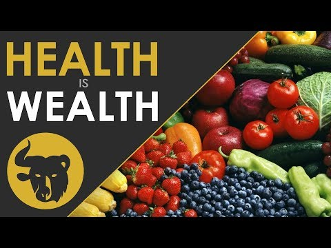 Bull-Time Investor | Health is Wealth