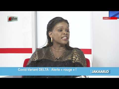 """Covid 19 - Fatou Mbaye Sylla : """"Il n'y a plus assez de place à l'hopital"""""""