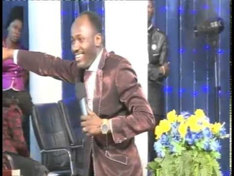 #Apostle Johnson Suleman #The Hill Of God #1of2
