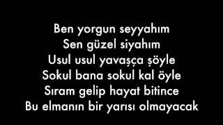 Murat Boz - Elmanın Yarısı (Karaoke)