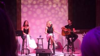 "Carrie Underwood ""Church Bells"" Acoustic"