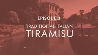 [델비노] Taste of Italy Episode 3.Tiramisu