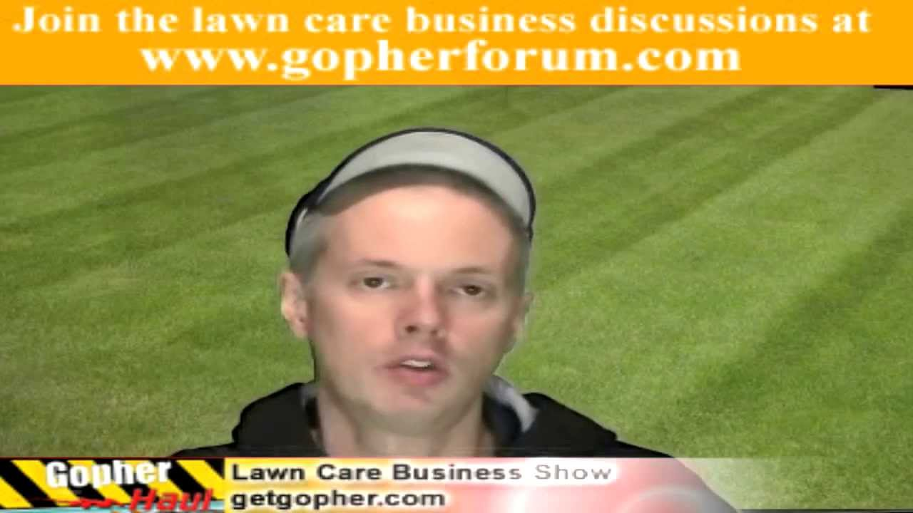 put the benefit at the top of your lawn care flyer gopherhaul  put the benefit at the top of your lawn care flyer gopherhaul 75 lawn care business forum show