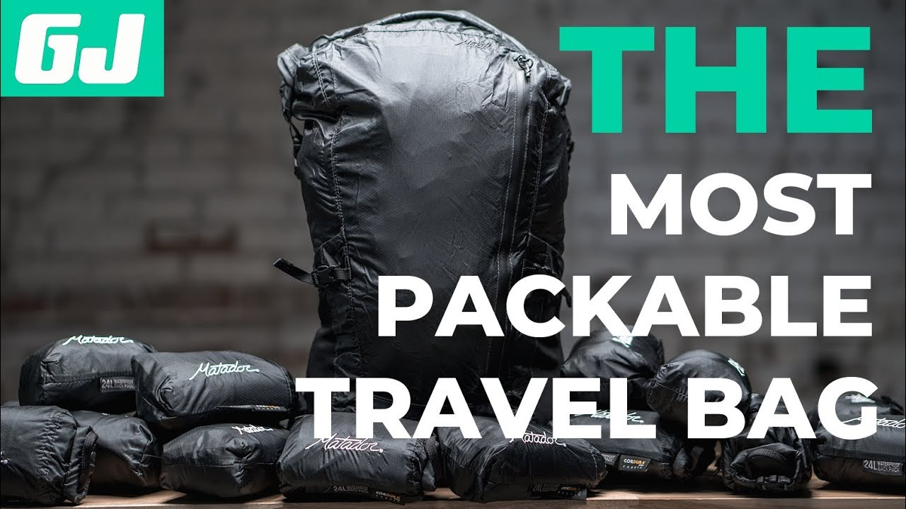 THE Most Packable Travel Backpack  6784d4f60418c