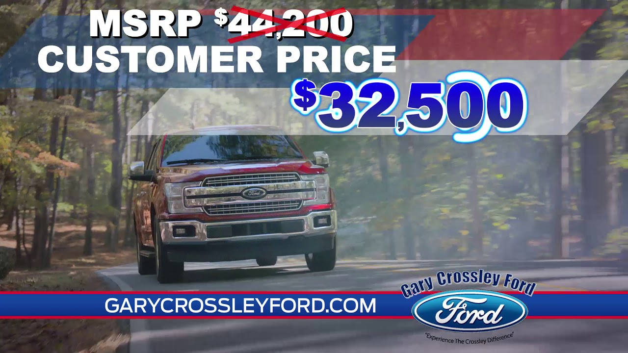 Ford Dealers Kansas City >> Ford Dealership Cars In Kansas City Mo Gary Crossley Ford