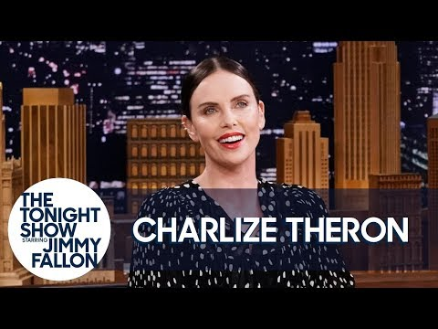 Charlize Theron Swears