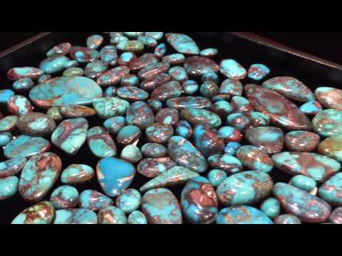 A Conversation About Turquoise With Gene Waddell