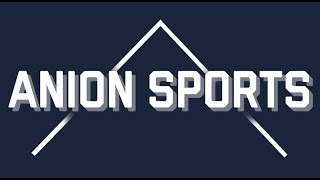 Anion Sports S2E6: When The Ice Melts