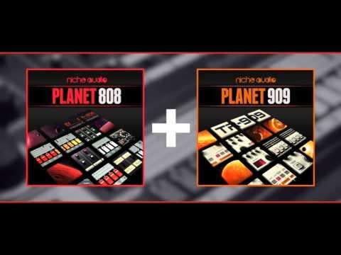 Planet 908 - 31s Promo Ad - For Niche Audio