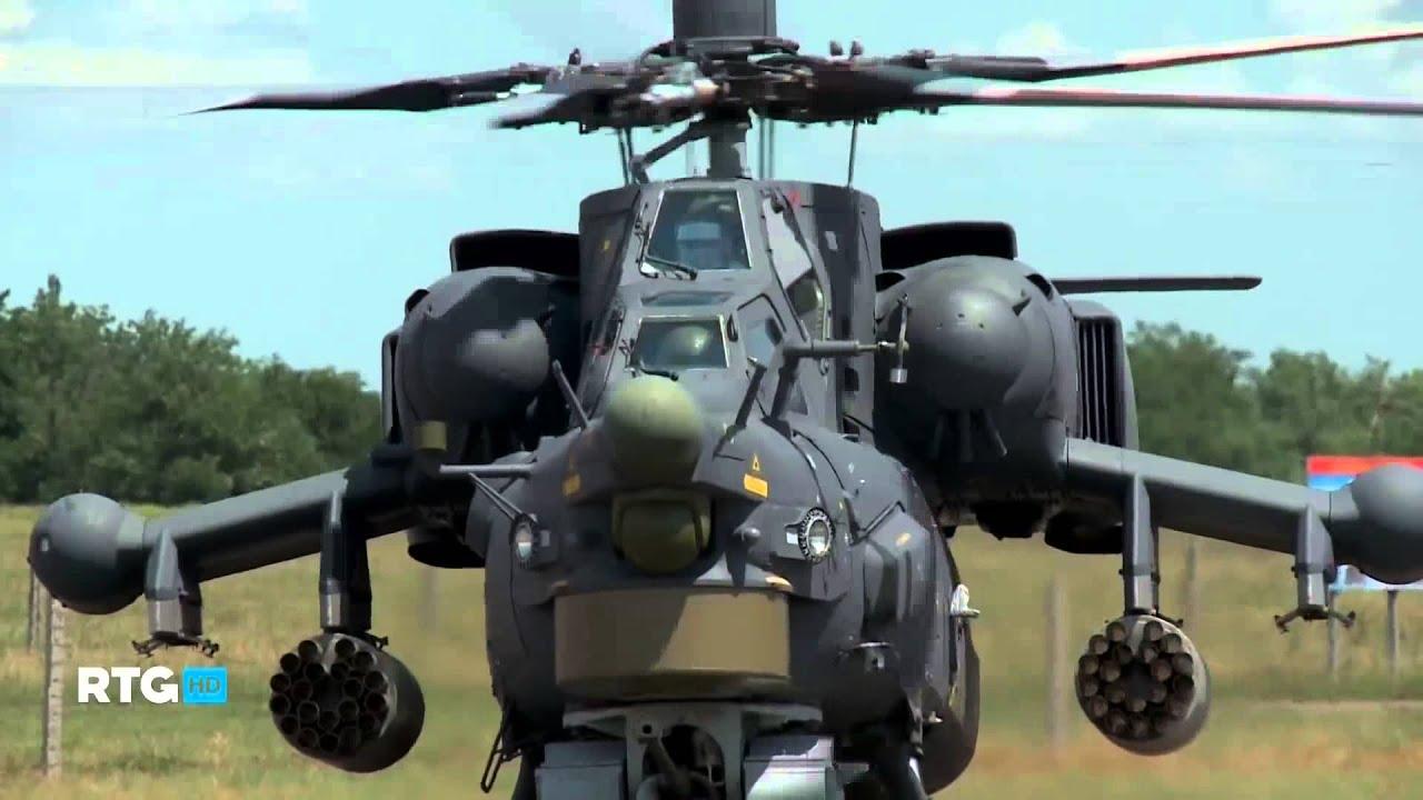 russian attack helicopter vs apache