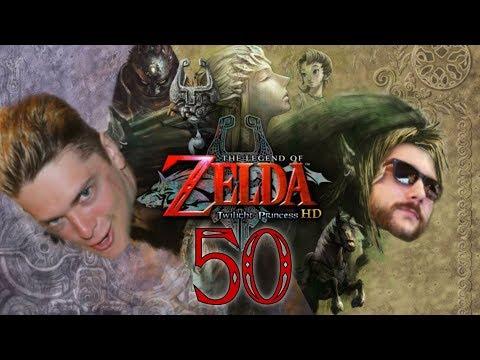 Legend of Zelda Twilight Princess: Link's Will - Part 50 - Bittersweet Bros