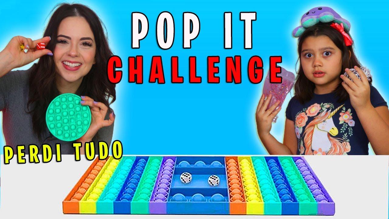 POP IT CHALLENGE! | VALENDO TODOS OS FIDGET TOYS