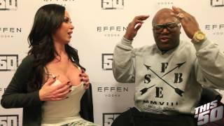 Repeat youtube video Nikki Benz Says She's The Best At Oral Sex + Women Being Topless