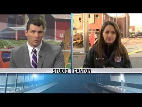 Canton Explosion