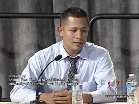 Medical Student Panel 2011- Non-Traditional Medical Students
