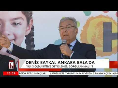 DENİZ BAYKAL ANKARA KONUŞMASI 04 NİSAN SALI