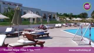 hotel Kresten Royal Villas & Spa 5* - GRECJA Rodos - netholiday.pl