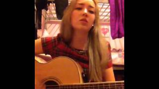 So Sick by NeYo (Acoustic Cover) - Megan Weaver