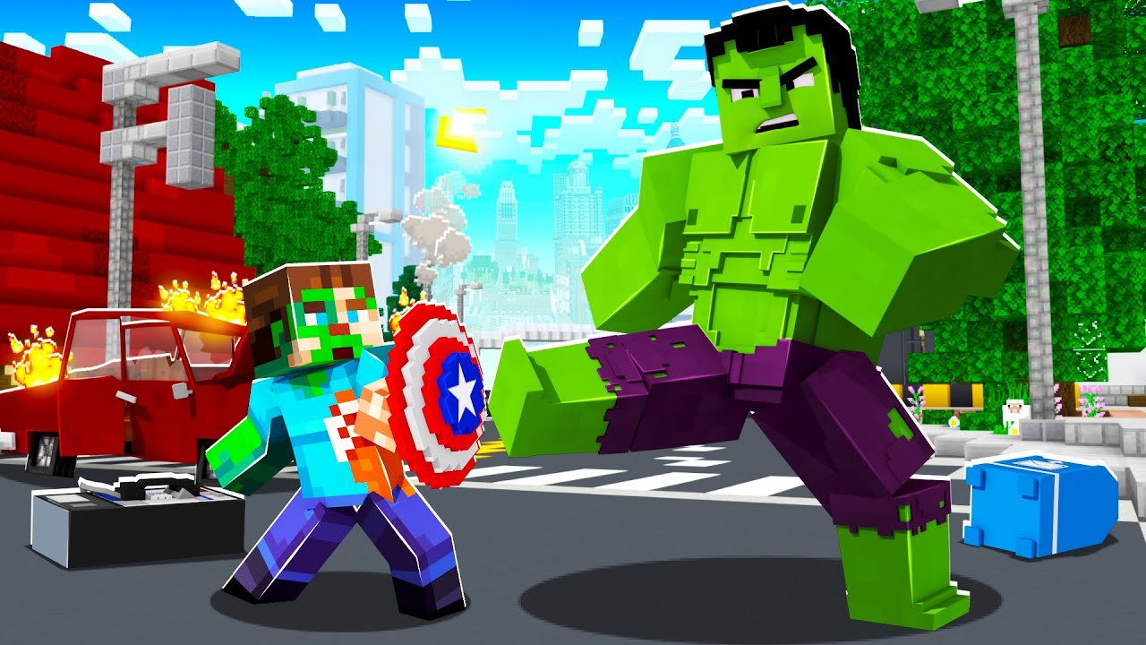 Download PLAYING WITH THE AVENGERS!